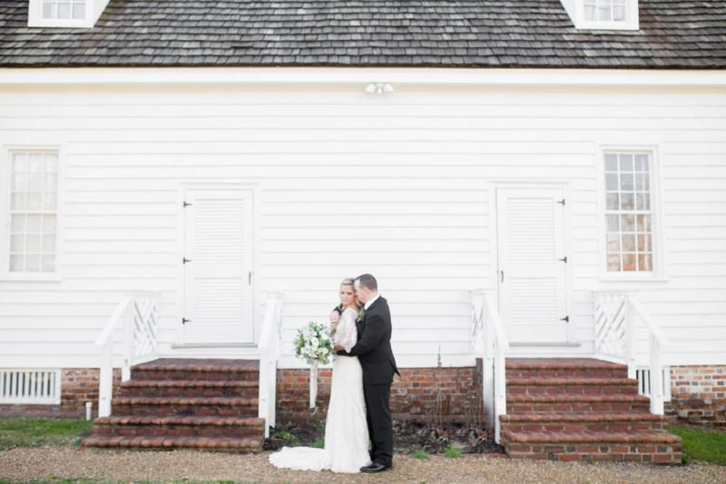 Elegant & Rustic Wedding Ideas via TheELD.com