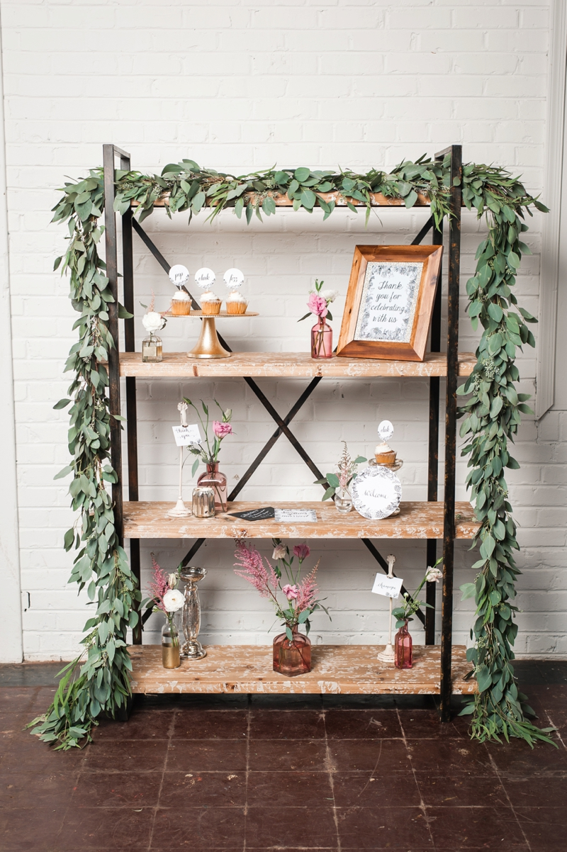 Chic & Whimsical Bridal Shower Inspiration via TheELD.com