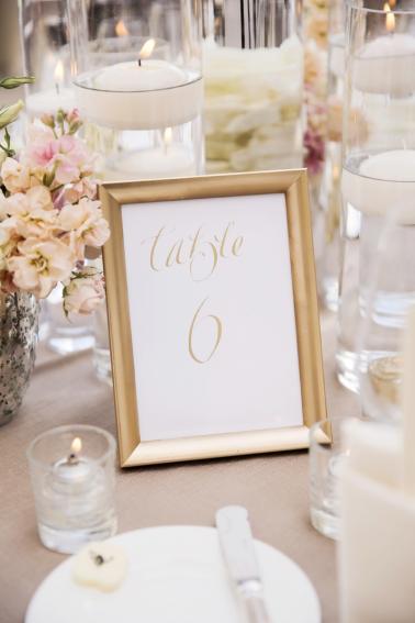 A Romantic Blush & White Park City Wedding via TheELD.com