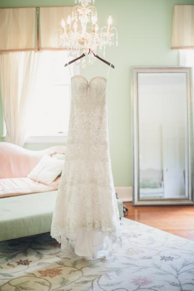 Rustic Romantic Navy and Blush Wedding via TheELD.com
