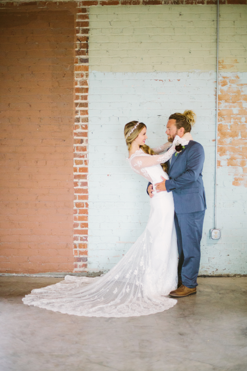 Romantic Boho Wedding Inspiration via TheELD.com