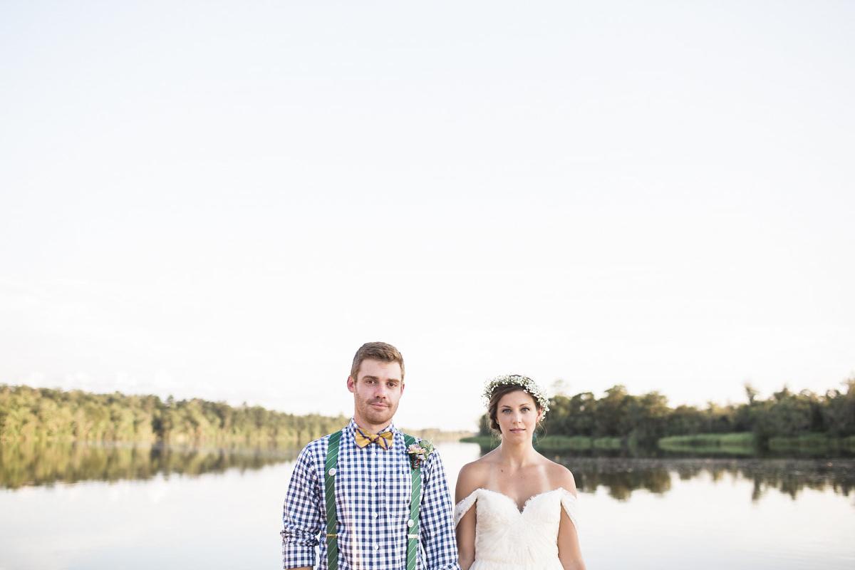 Summer Camp Inspired Wedding Ideas via TheELD.com