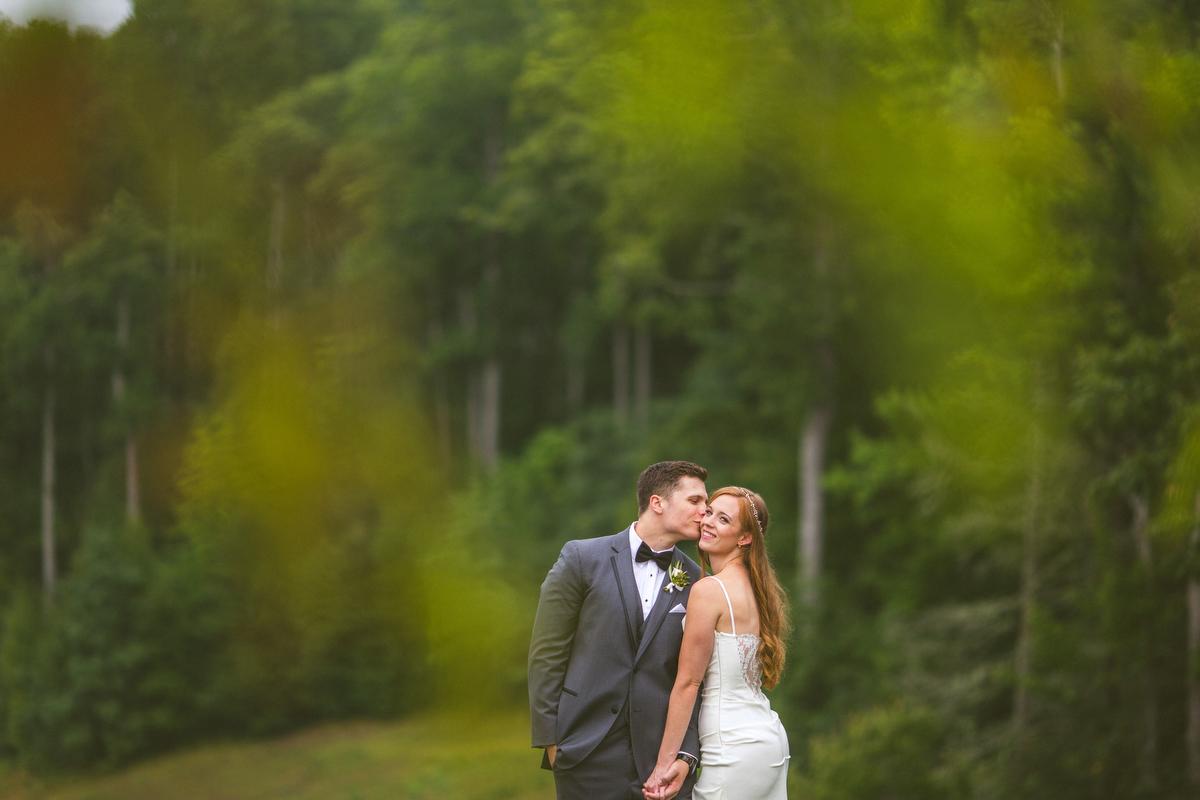 A Vintage Elegant North Carolina Wedding via TheELD.com