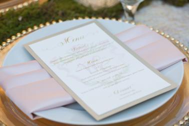 Romantic Fairytale Inspired Wedding Ideas via TheELD.com