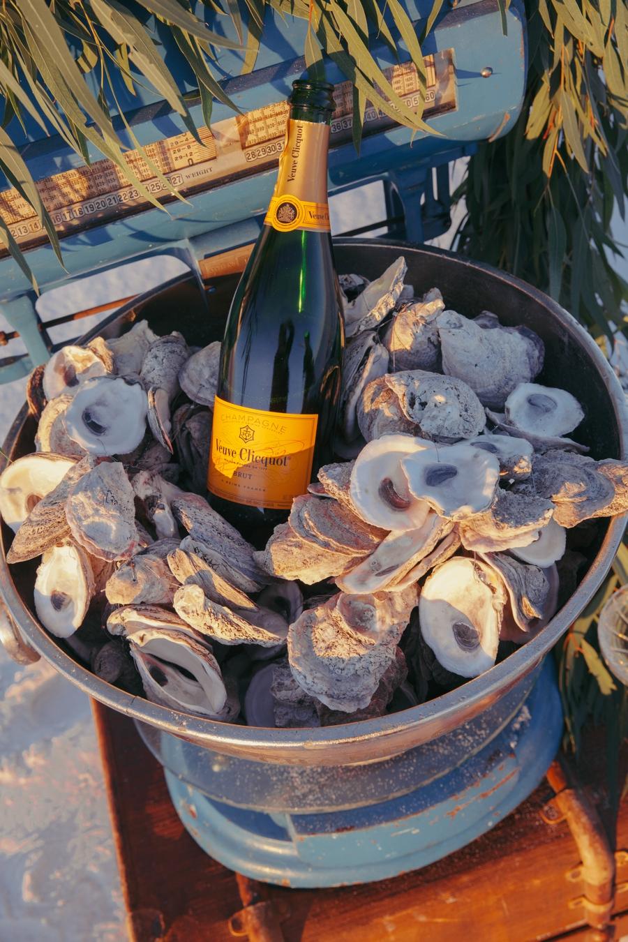Boho Chic Beach Inspired Wedding Ideas via TheELD.com