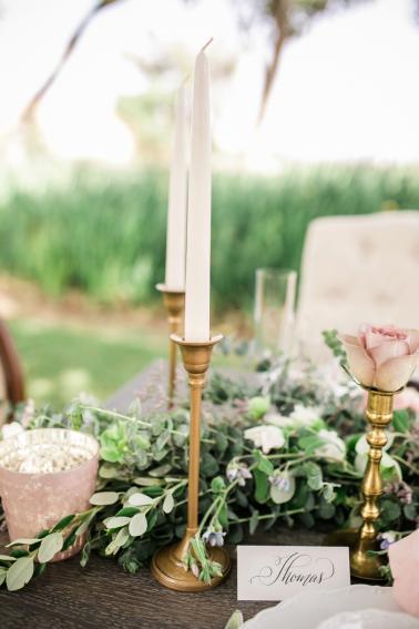 Elegant 1920s Inspired Wedding Ideas via TheELD.com