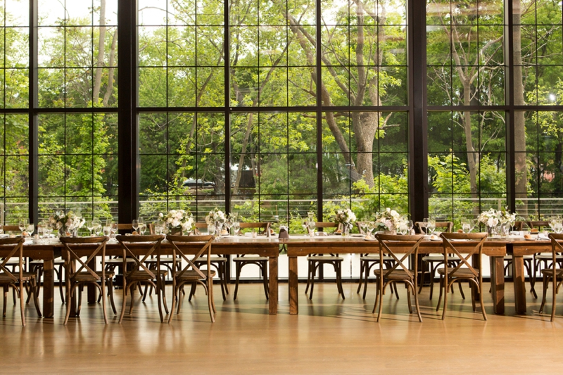 Rustic & Elegant New York Wedding via TheELD.com
