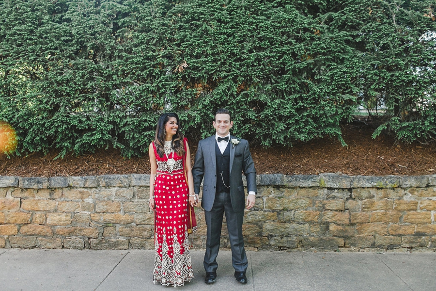 An Elegant Multi Cultural Asheville Wedding via TheELD.com