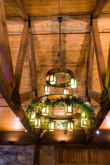 Organic Nature Inspired Alabama Wedding via TheELD.com