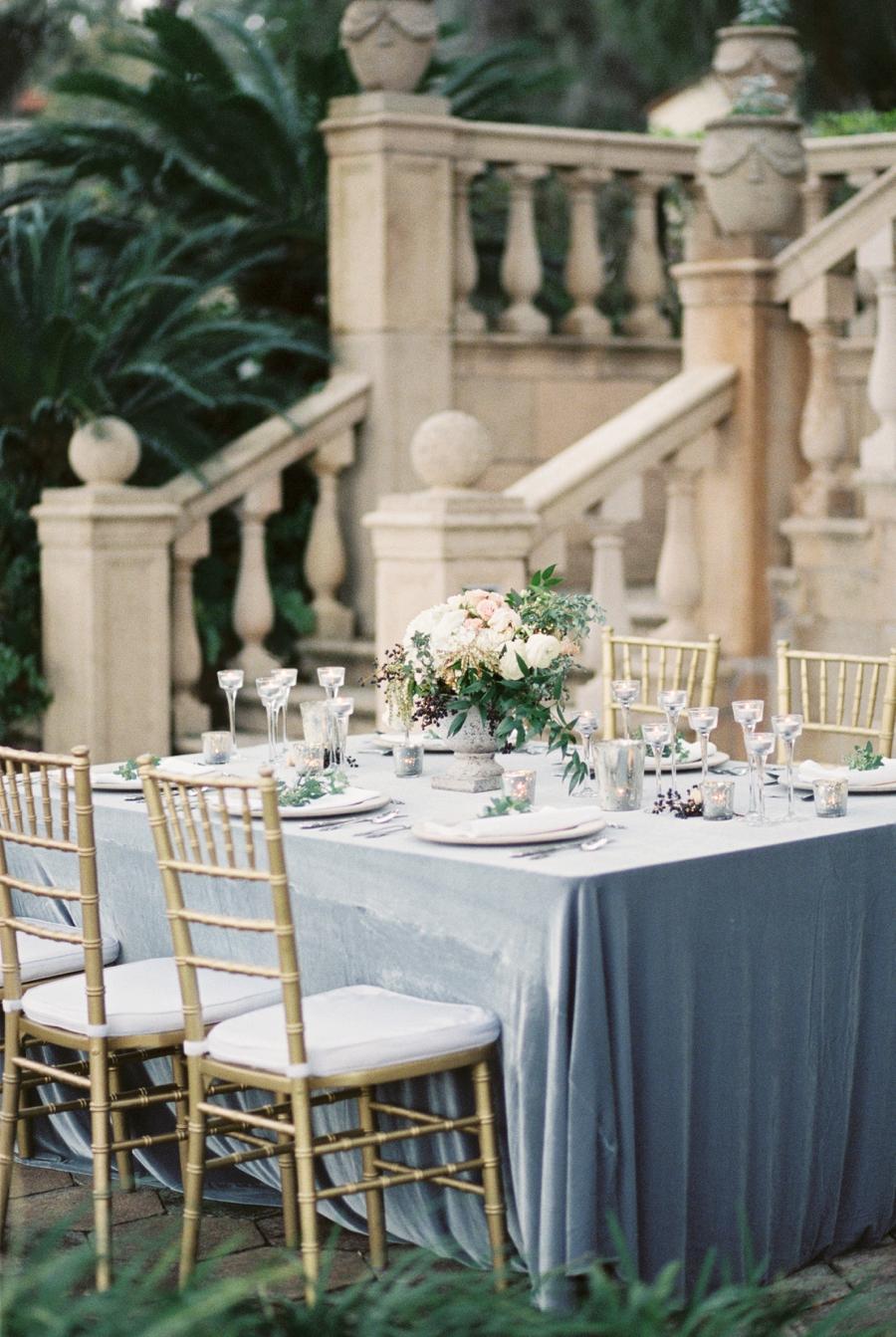 Romantic European Inspired Wedding Ideas via TheELD.com