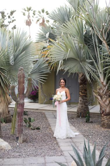 Colorful Destination Wedding In Mexico via TheELD.com