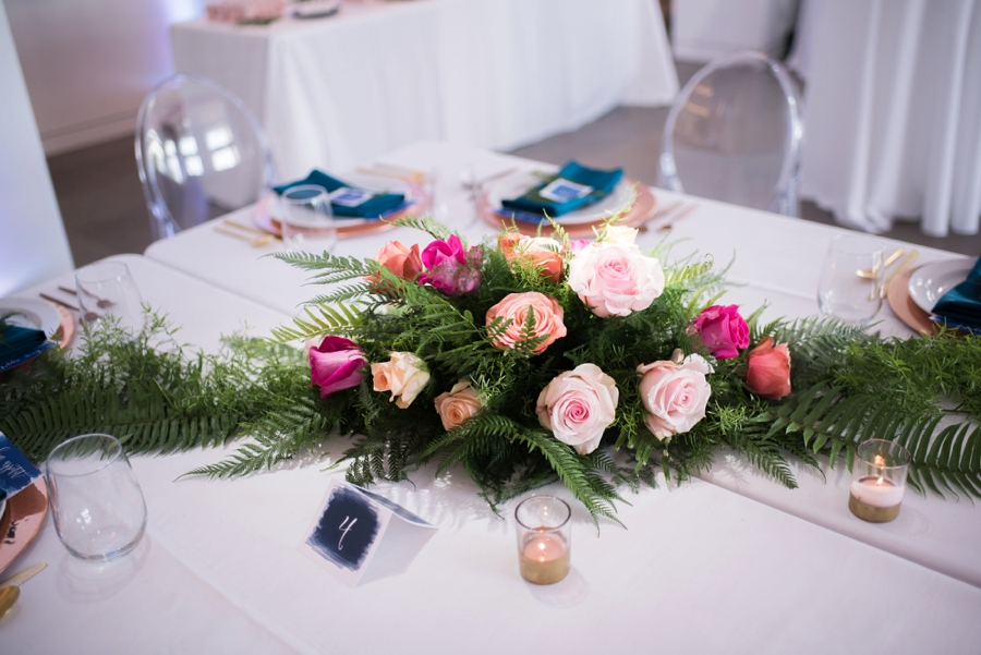 A Modern Geometric Inspired Vow Renewal via TheELD.com