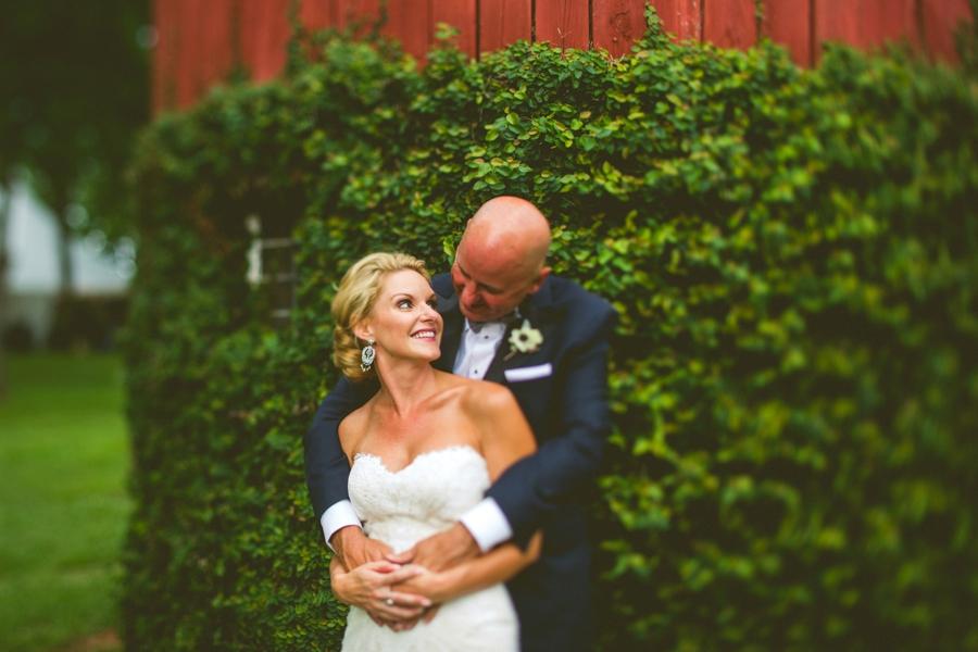 Romantic Pink & White Southern Wedding via TheELD.com