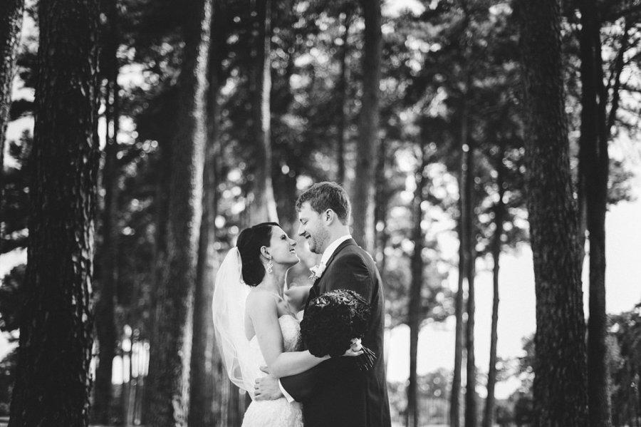 Glamorous Champagne & White Georgia Wedding via TheELD.com