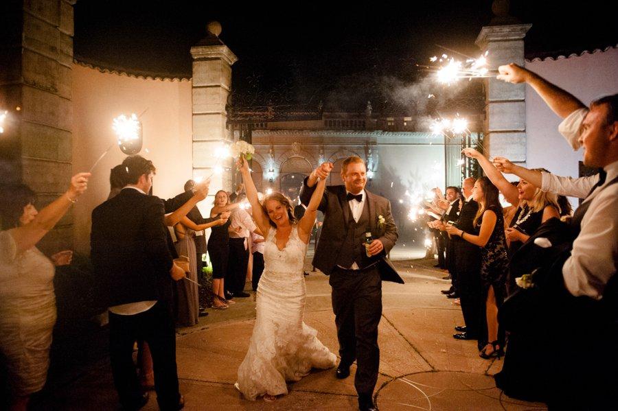 A Garden Inspired Blush Florida Wedding via TheELD.com