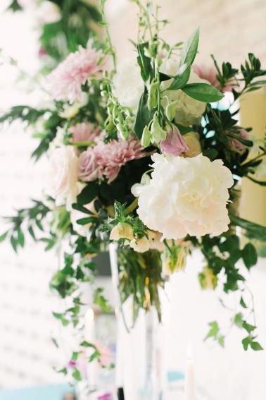 Colorful & Whimsically Modern Wedding Ideas via TheELD.com