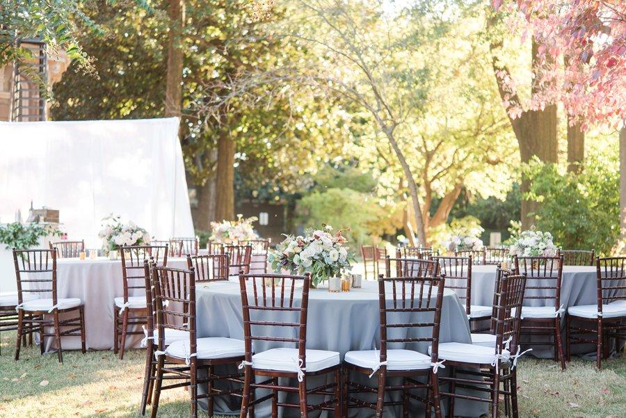 Blush & Grey Tennessee Wedding via TheELD.com