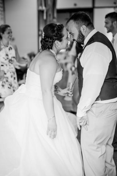An Eclectic & Colorful Ohio Wedding via TheELD.com