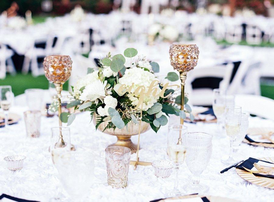 An Elegant Southern California Wedding via TheELD.com