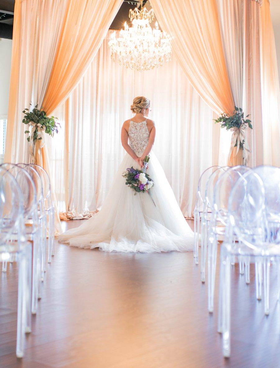 Lavender and Pink Modern Romantic Wedding Ideas via TheELD.com