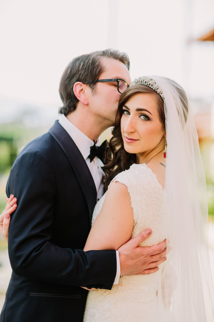 A Boho & Elegant Jewel Toned California Wedding via TheELD.com