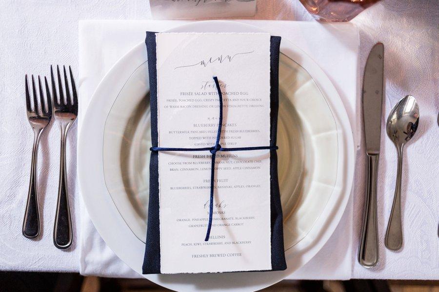 Colorful Brunch Wedding Ideas via TheELD.com