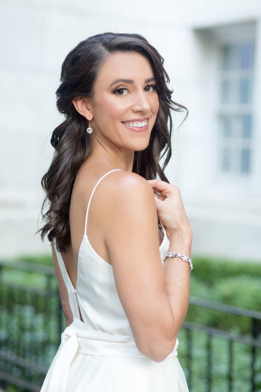 Modern Elegant Jewel toned Wedding Inspiration via TheELD.com