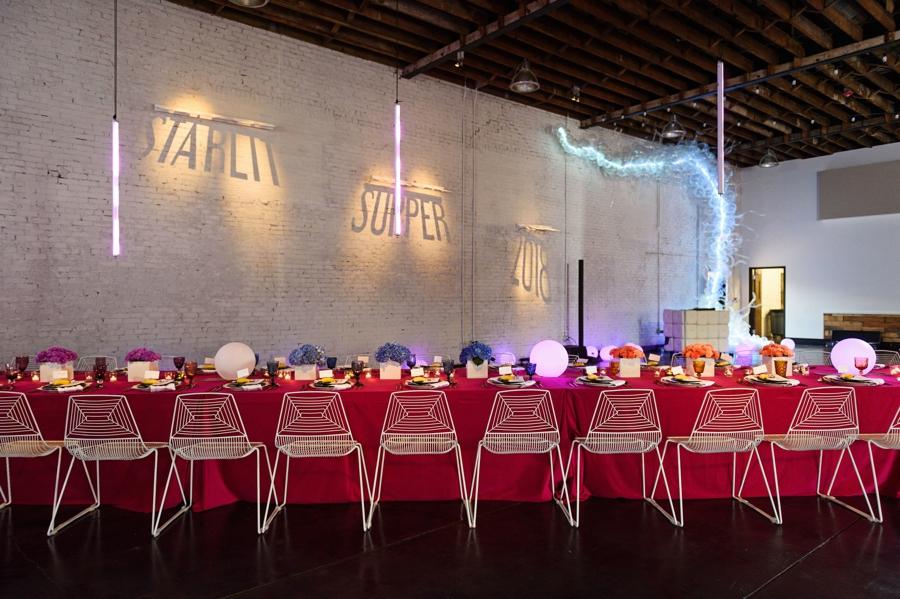Colorful, Modern Pop Art Inspired Wedding Ideas via TheELD.com