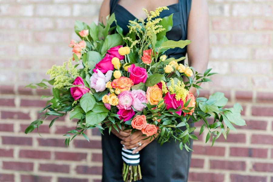 Colorful & Modern Kate Spade Inspired Wedding Ideas via TheELD.com