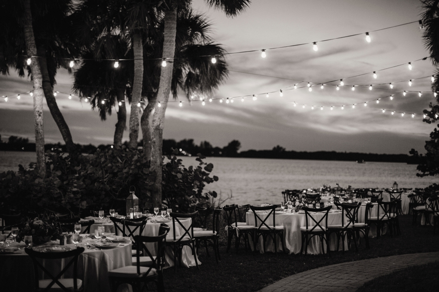 A Romantic Waterside Sarasota Wedding via TheELD.com