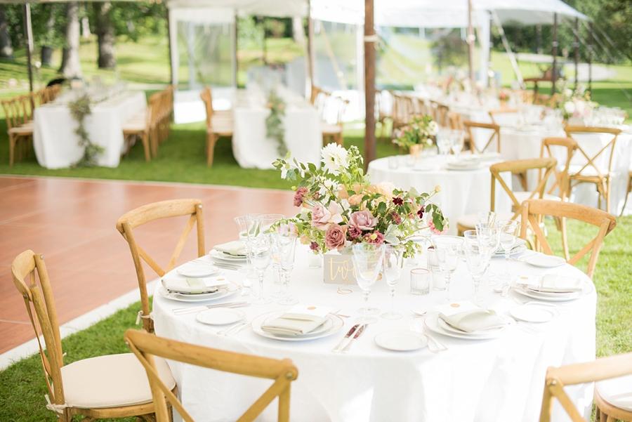 Colorful & Elegant Hudson Valley Wedding via TheELD.com
