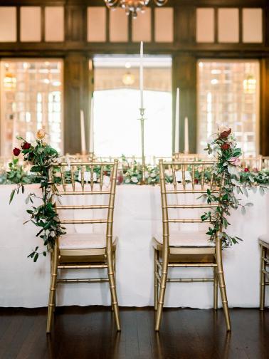 A Classic & Romantic Birmingham Wedding via TheELD.com