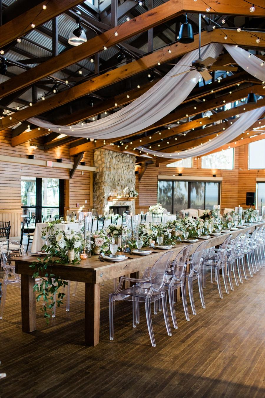 A Romantic Amelia Island Wedding via TheELD.com