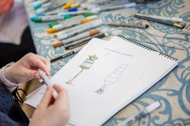 Why The Sketchbook Series Is A Must For All Wedding Designers via TheELD.com