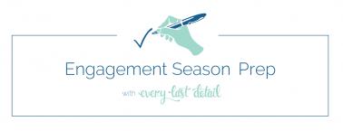 Tis The Season... Engagement Season That Is! via TheELD.com