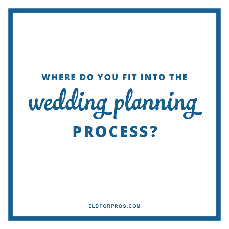 Engagement Season Prep: The Wedding Planning Process via TheELD.com