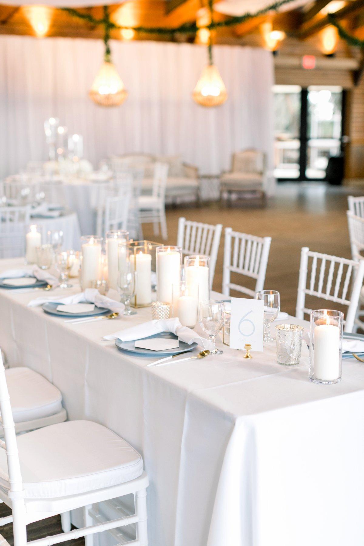A Chic Coastal Inspired Amelia Island Wedding via TheELD.com