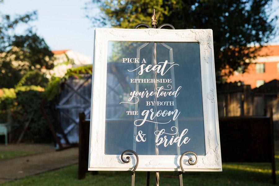Blush Rustic Vintage Wedding Ideas via TheELD.com
