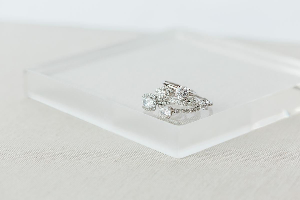 4 Lab Grown Diamond Jewelry Gift Ideas via TheELD.com