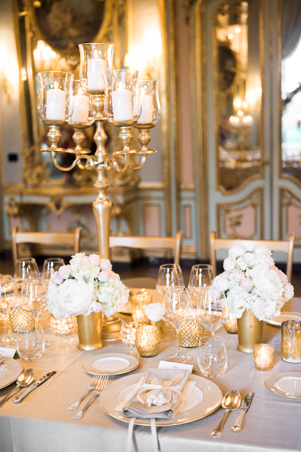 An Elegant Italy Destination Wedding In Florence via TheELD.com
