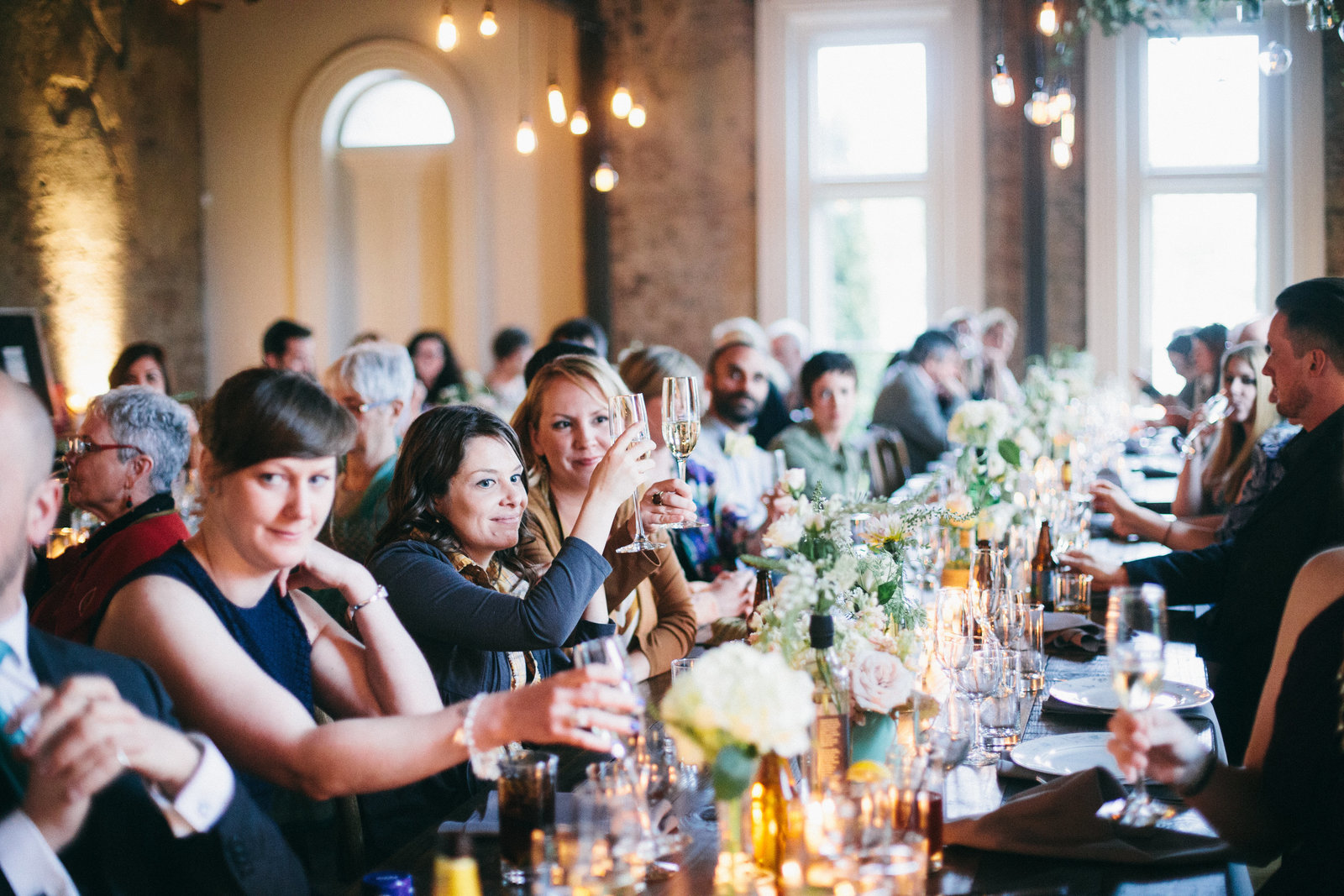 The Guest Count Counts: Your Wedding Guest List via TheELD.com