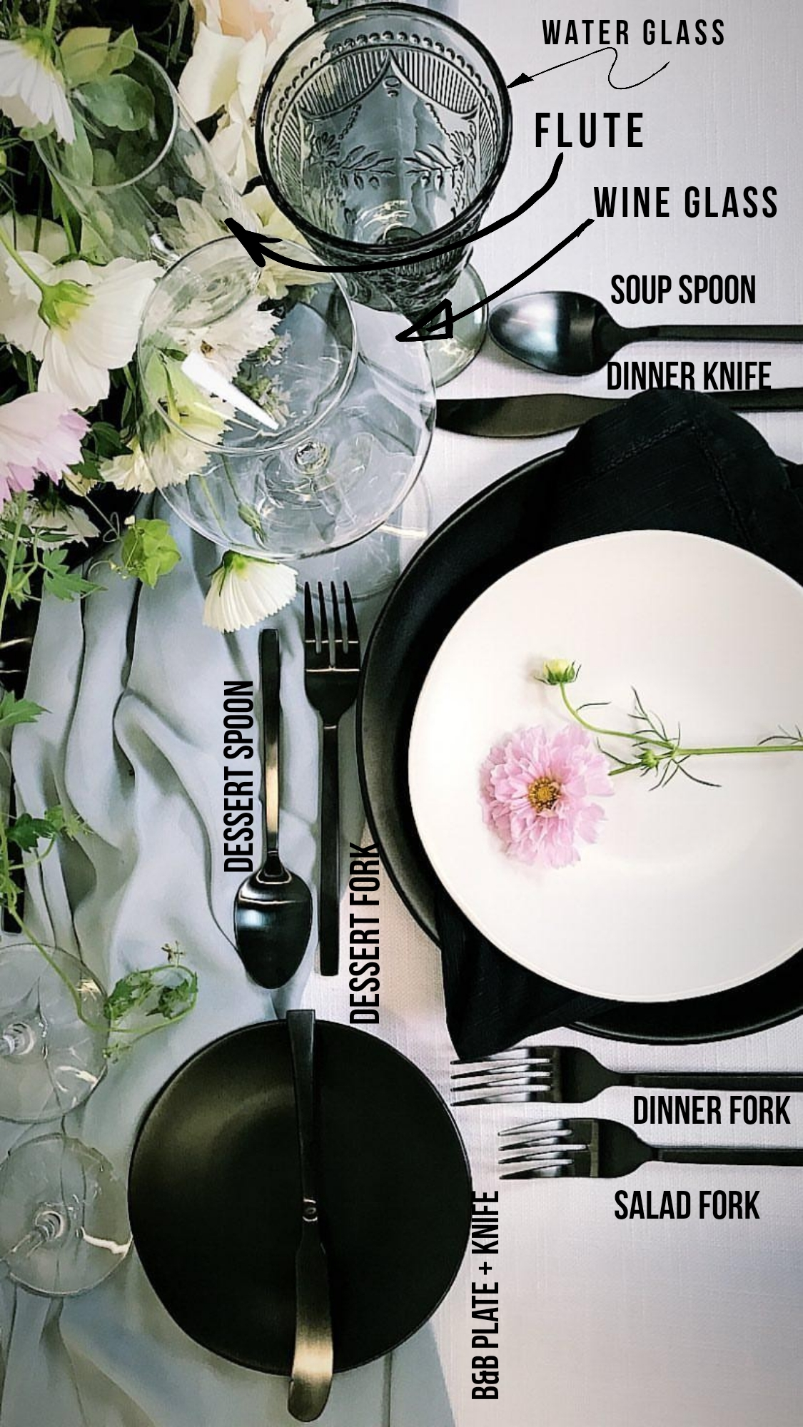 Styling 101: How to Set a Table via TheELD.com