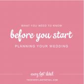 How To Read a Wedding Vendor Contract via TheELD.com