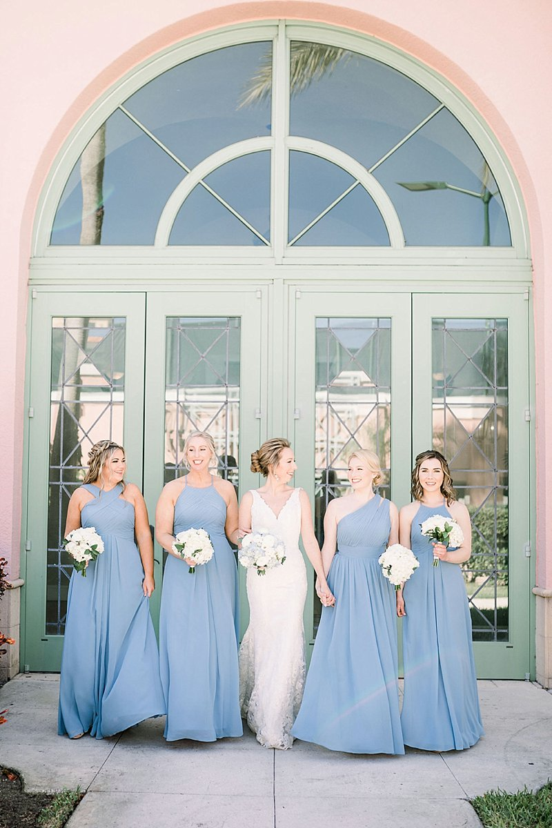 A Classic St. Petersburg Wedding with 1920s Style via TheELD.com