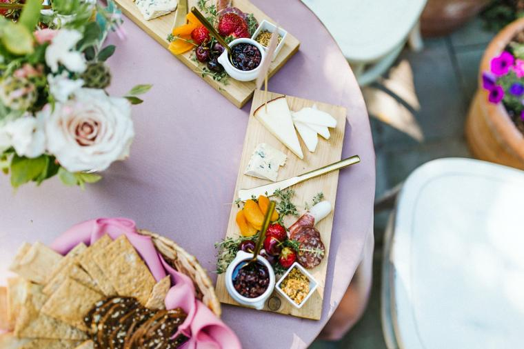 Tips for a Socially Distanced Wedding via TheELD.com